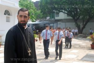 Armenians arrive, Armenian Genocide Day