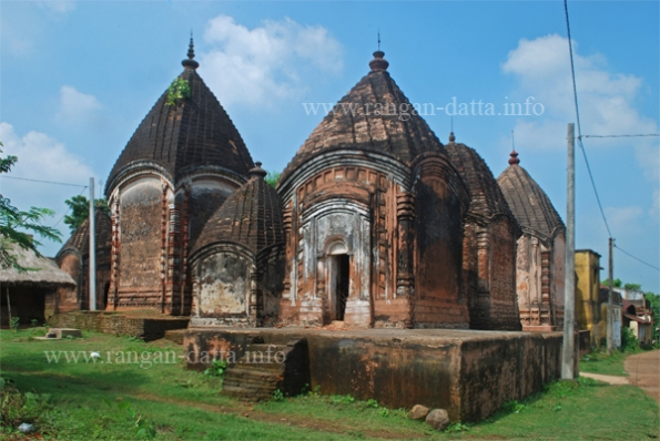Cluster of Temples, Maluti, Dumka, Jharkhand
