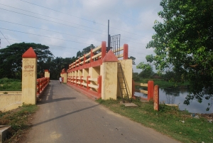 Sluice Gate, East Calcutta Wetlands