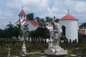 Holy Trinity Armenian Church, Tangra