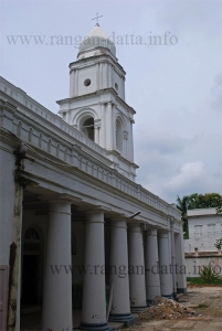 St. John the Baptist Armenian Church, Chinsurah
