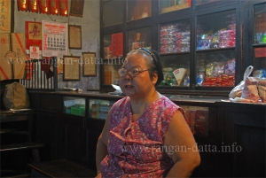 Stella Chen, Hap Hing Co., Chinese Provision Store