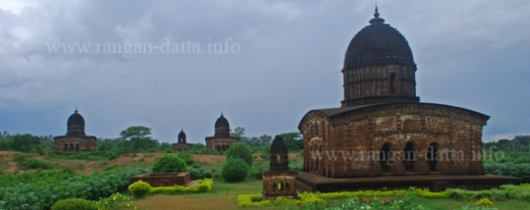 Scattered Temples of Bishnupur, Bankura, West Bengal