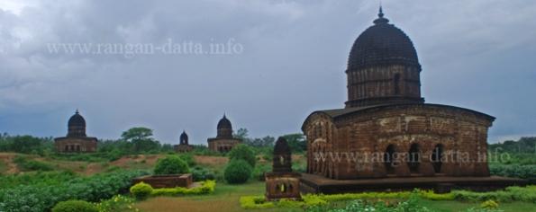 Scattered Temples of Bishnupur, Bankura, West Bengal