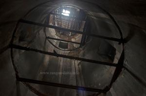Inside Semaphore Tower near Prabartak Jute Mill