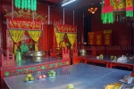 Alter of Choong Ye Thong Chinese Church (Temple), Calcutta (Kolkata)