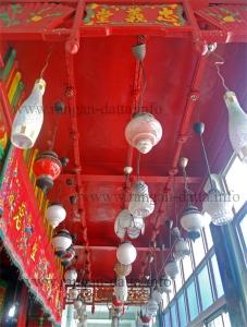 Chandeliers, Choong Ye Thong Church