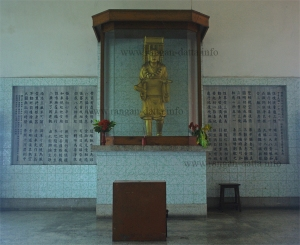 Hsuan Tsang Memorial Hall, Hsuan Tsang Monastery, Paschim Chowbaga, Calcutta