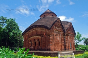 Kestorai (Jore Bangla) Temple, Bishnupur