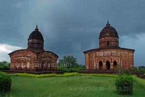 Jor Mandir (Twin Temples), Bishnupur