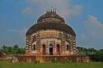 Shri Krishna Jeu Mandir (Rathtala Mandir), Kancharapara, Nadia