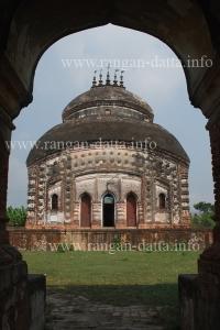 Rathtala Mandir, Kancharapara