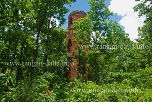 Semaphore Tower, Tantipukur, Bishnupur, Bankura