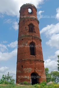 Semaphore Tower, Ondagram, Bishnupur, Bankura