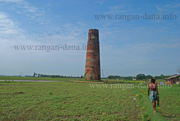 Semaphore Tower, Parbatichak, Arambagh, Hooghly, West Bengal