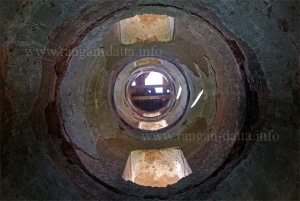 Inside of Semaphore Tower at Parbatichak
