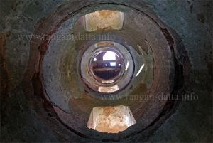 Inside of Semaphore Tower at Parbatichak