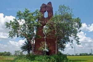 Semaphore Tower, Ramsagar, Bishnupur, Bankura