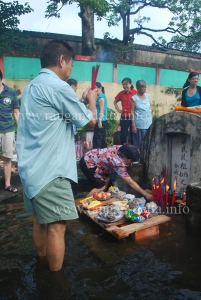 Rituals, Chinese Hungry Ghost Festival