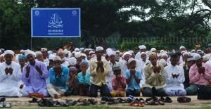 Eid - ul - Fitr Nawaz, Red Road, Kolkata Maidan