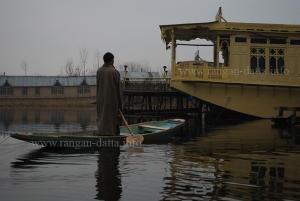 House Boat, Dal Lake, Srinagar