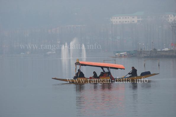 Sikhara Ride. Dal Lake, Srinagar, Jammu and Kashmir (J&K)