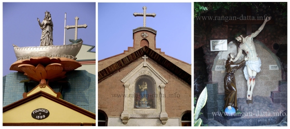 Bandel Church, Different Prespective