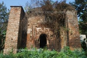 Abandoned Temple, Ula Birnagar