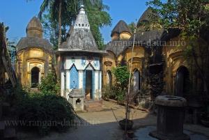 12 Shiva Temples, Birnagar