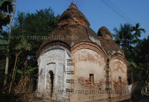 Twin Temples, Ula Birnagar