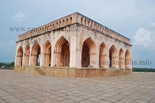 Taramati Baradari, Hyderabad