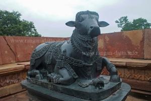 Nandi Bull, Ramappa Temple