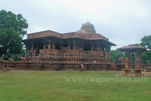 Ramappa Temple, Palampet, Warangal