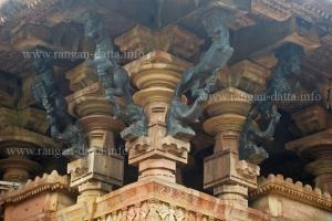 Yalli Brackets, Ramappa Temple