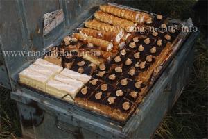 Cake Wala's Box, Calcutta Maidan