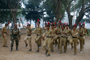 Cadets of Territorial Army