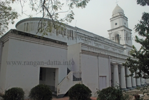 Armenian Church of St. John, the Baptist, Chinsurah (Chuchura)