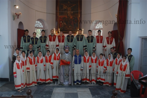 Armenian Pilgrimage, St. John, the Baptist, Armenian Church, Chinsurah (Chuchura)