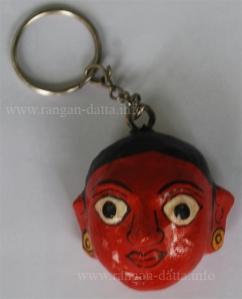 Cherial Key Ring