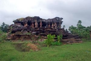 Mandapa, Ghanpur Group of Temples