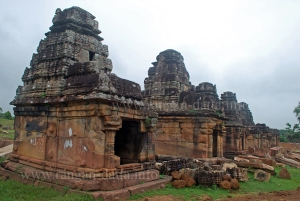 Smaller Shiva Temples, Ghanpur Group of Temples