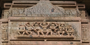 Sandstone Freeze, Ghanpur Group of Temples