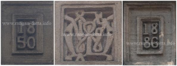 Inscription of McDonnell Monument, Calcutta (Kolkata)
