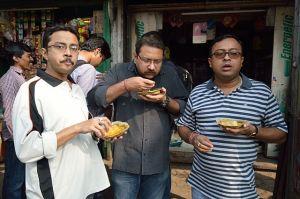 Breakfast Break, Wikipedia Takes Kolkata 3 (Photo: Biswarup Ganguly)