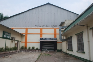 P L Roy Indoor Stadium