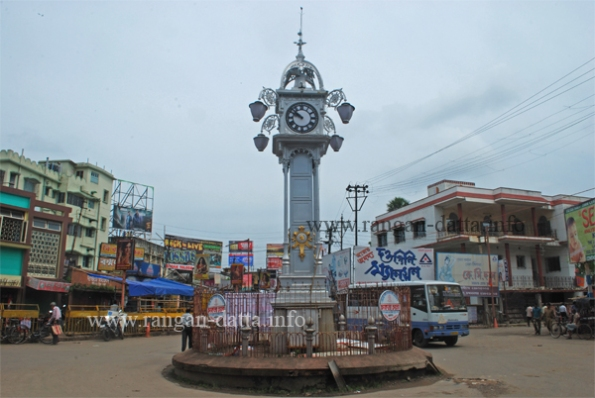 Clock Tower, Chinsurah (Chuchura)