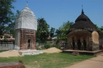 Temples at Paschimpara, Surul, Birbhum