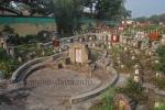 Choong Ye Thong Cemetery, Tangra, New Chinatown, Calcutta (Kolkata)