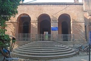 Back Entrance, Clive House, Dum Dum, Kolkata