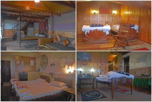Rooms of Cochrane Place, Kurseong